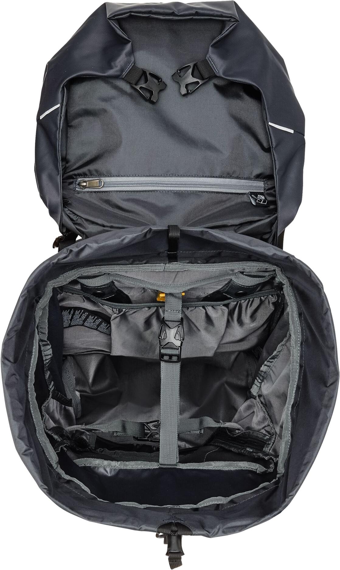 Jack Wolfskin Denali 65 L trekking backpack black
